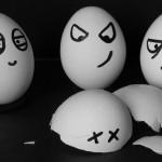 スーパー卵ブラザーズいい年こいて卵投げ!ヨッシー怒る!