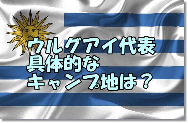 ウルグアイ代表キャンプ地