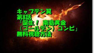 キャプテン翼第8話動画無料視聴