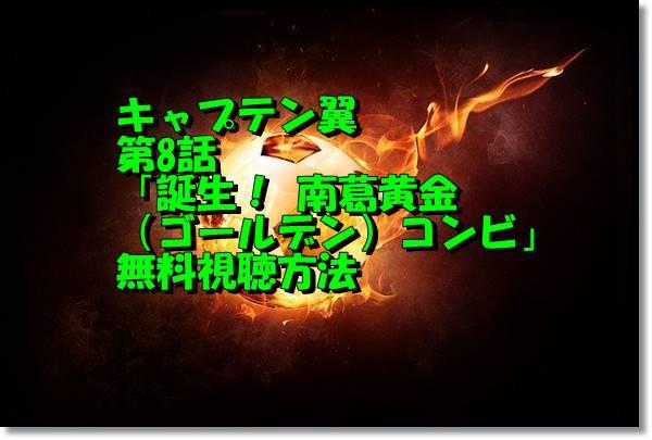キャプテン第8話動画無料視聴
