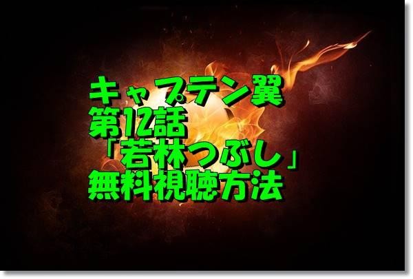 キャプテン翼第12話動画無料視聴