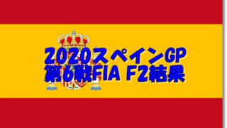 スペインGPFIA F2